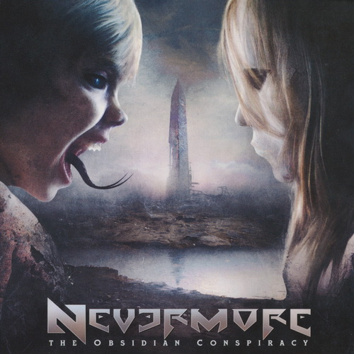 Nevermore - 2010 - The Obsidian Conspiracy [Century Media 9979810, 2CD, EU]