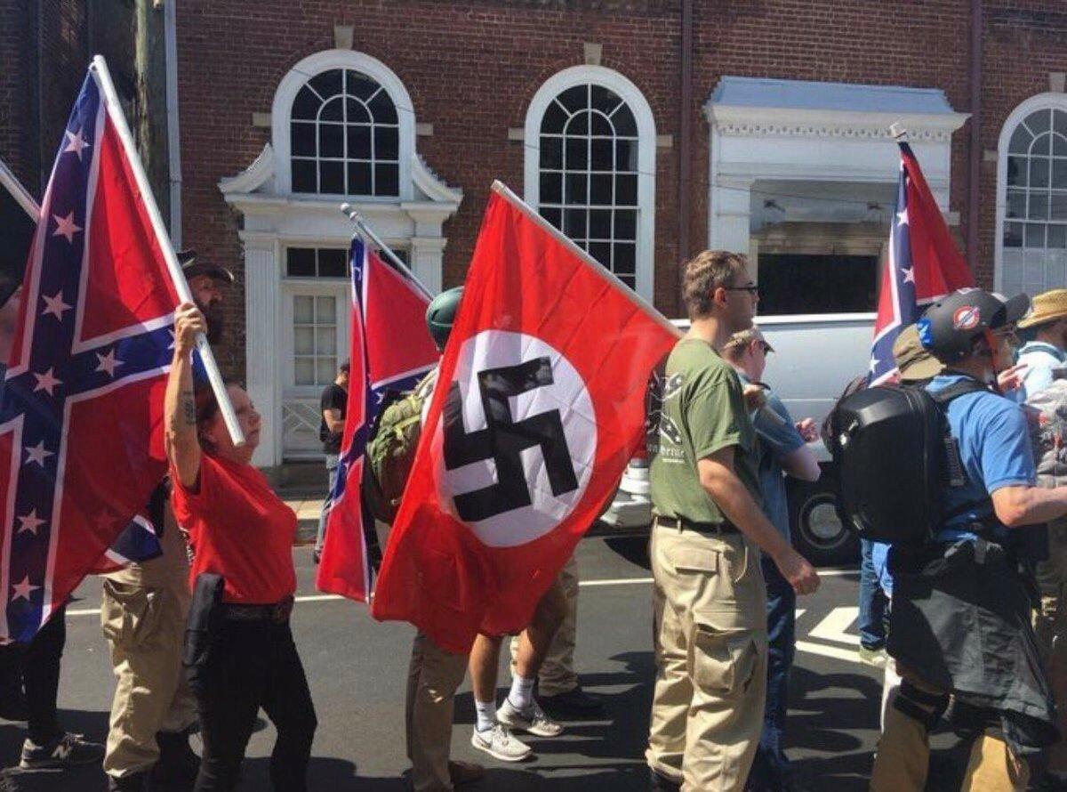 В беспорядках в Шарлотсвилле виноват Трамп