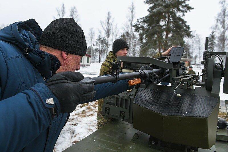 0 17f839 f724805e XL - Нерехта - боевой робот Красной Армии