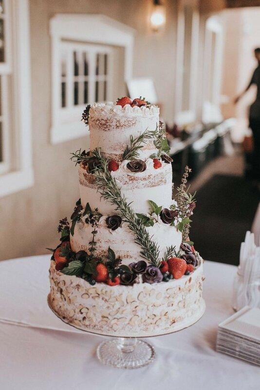 0 17826d 9cd82e90 XL - Тенденции в изготовлении свадебных тортов на 2018 год