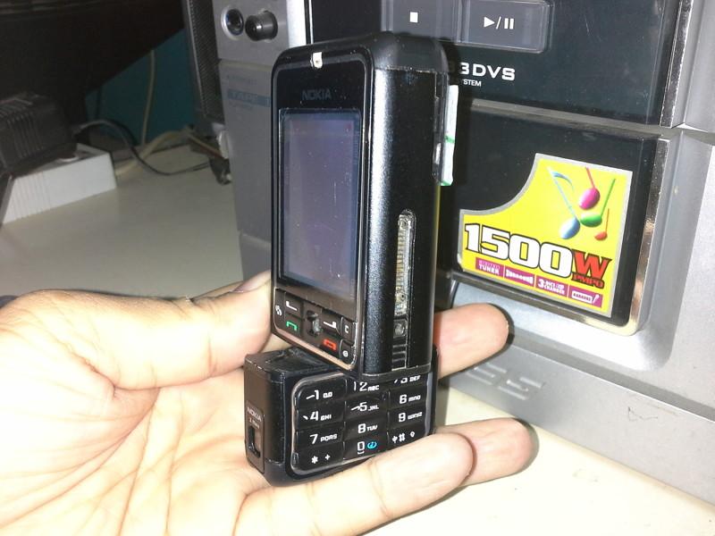 Кручу-верчу. Nokia 3250 была отличным «музыкальным» телефоном, которому суждено было конкурировать с