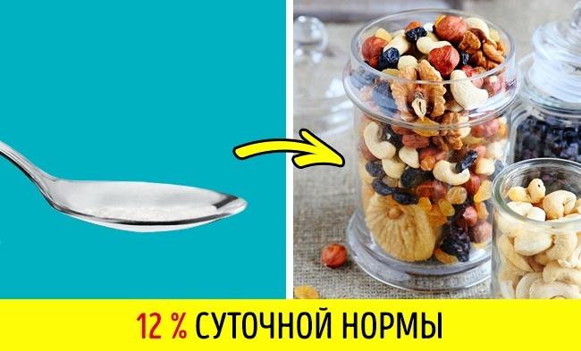 © olhaafanasieva / depositphotos  Всамих орехах мало натрия. Опасаться стоит только покупных