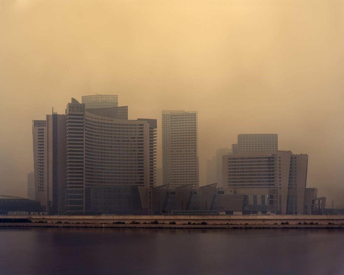 Героями   фотопроекта   жителя Чикаго Кая Сэммера стали три города-призрака — «китайс
