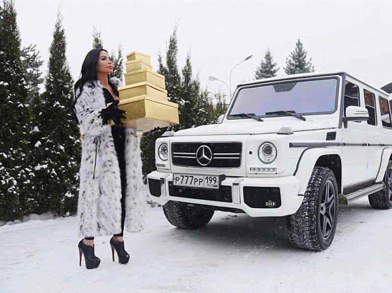 Богатые русские детишки (34 фото)