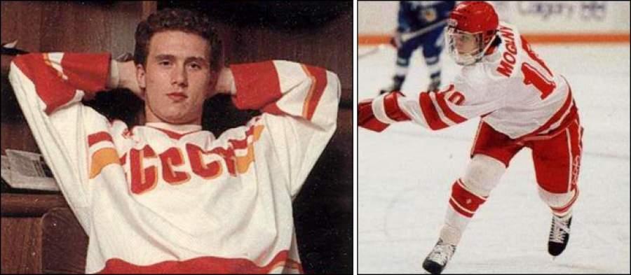 Александр Могильный   Хоккеист бежал из рушившегося Советского Союза в 1989 год