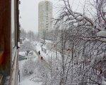 31 января 2018. Москву заваливает