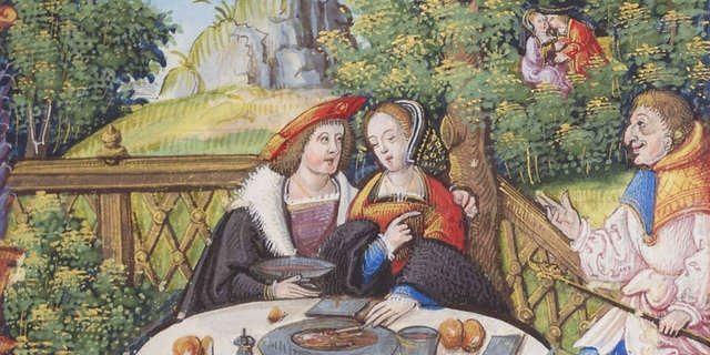 Сексуальная жизнь женщина средние века