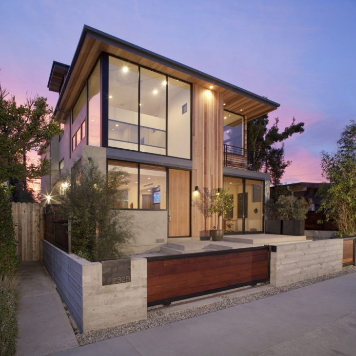 Mayes Office   designed this inspiring two-story single family house located in Ven