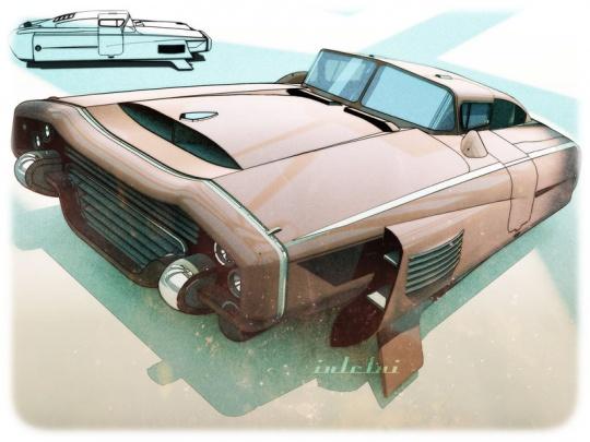 Cool Dieselpunk Artworks