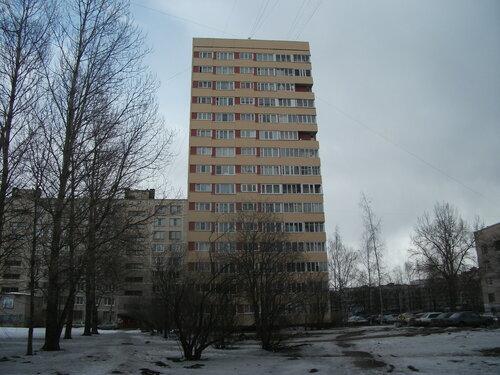 ул. Кустодиева 10к1