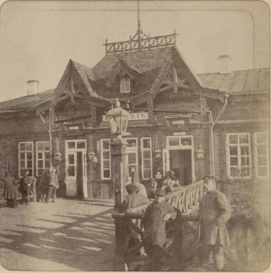 06. Станция Боготол