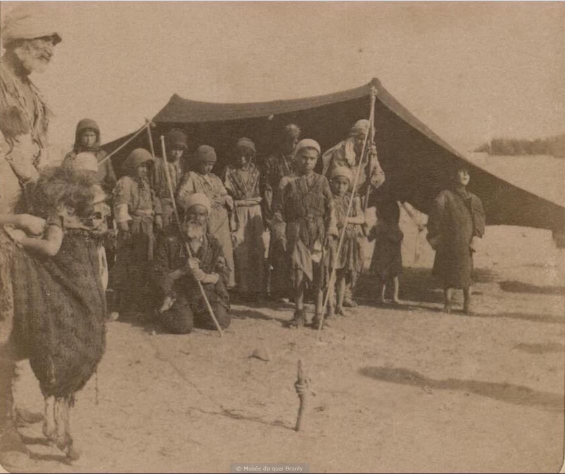 23. Окрестности Эривани. Курды