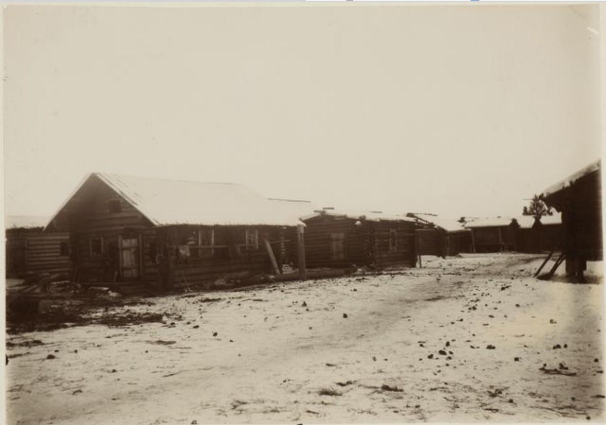 Деревня на Сыгве
