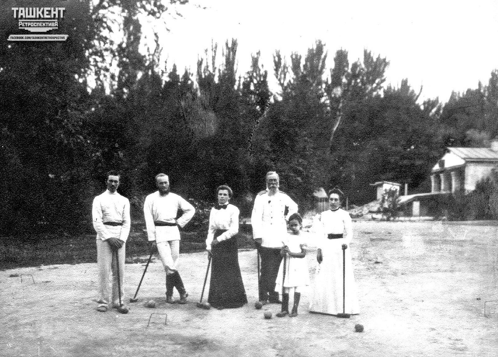 Семья Шороховых