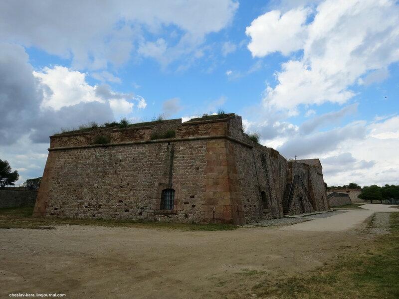 крепость Монжуик  _3100.JPG