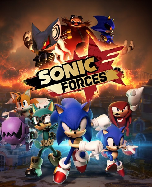 Sonic Forces (2017/RUS/ENG/MULTi11/RePack by xatab)