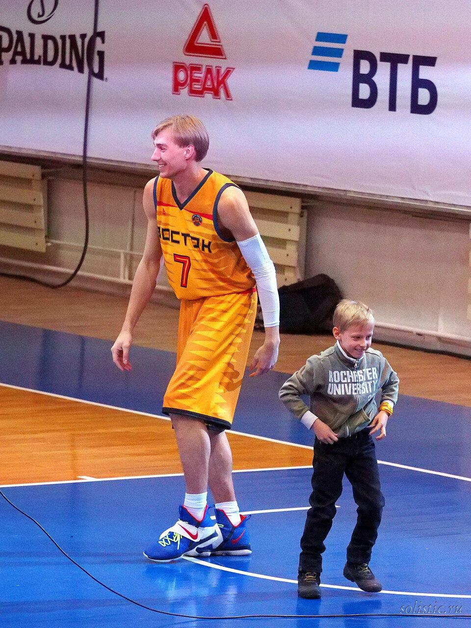 135 Матч звезд АСБ 2018 (ассоциации студенческого баскетбола)