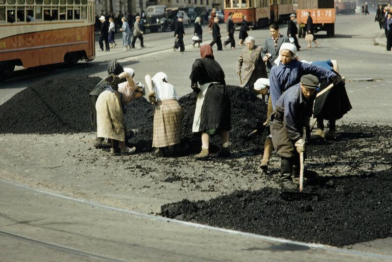 1959 Работы в Москве. Harrison Forman.jpg