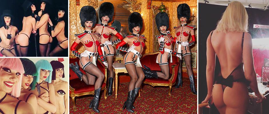 За кулисами всемирноизвестного парижского кабаре Crazy Horse
