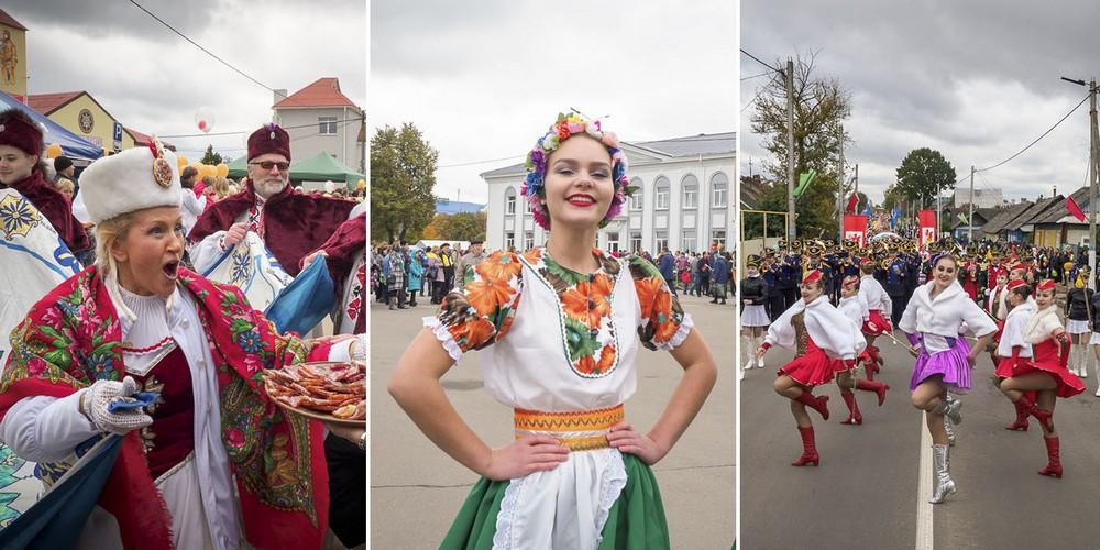 «Дожинки 2017» в Смолевичах
