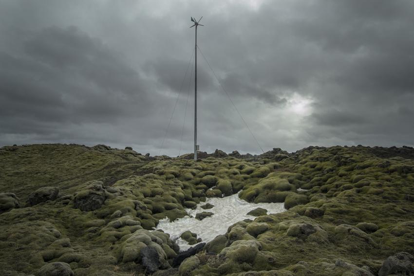 Пустынные места Северной Европы на снимках Øystein Sture Aspelund