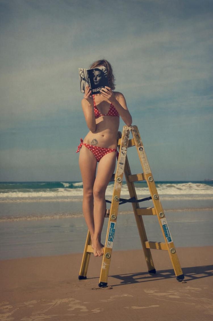 Смелые автопортреты Юлии Городински