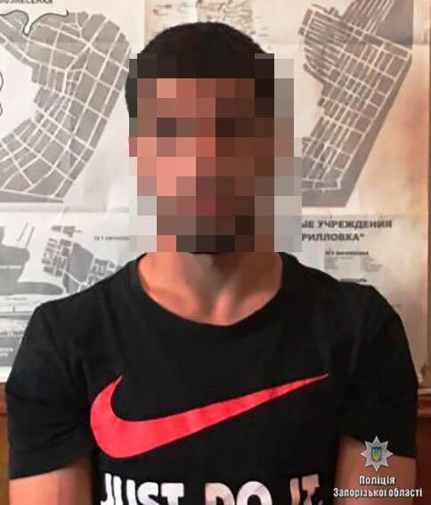 Банда, которая похищала и пытала людей, задержана в Запорожской области, - Нацполиция. ФОТОрепортаж