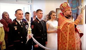 Cununie în biserica U.M. din Bălți (video).