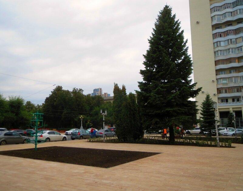 Ремонт молодогвардейской и снос ДС 186.JPG