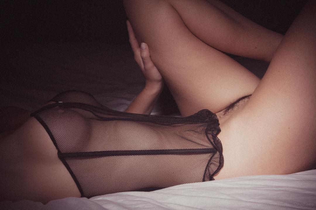 Сесилия в корсете / фото David Burton