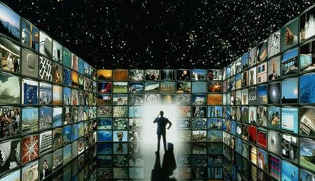 Открытки. Всемирный день телевидения. С праздником!