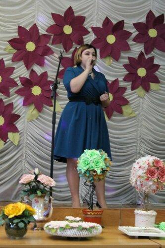 Концерт в Червенском доме инвалидов 6 марта 2018