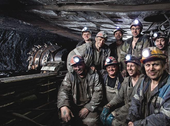 Министр труда исоцзащиты сделала заявление побастующим шахтёрам
