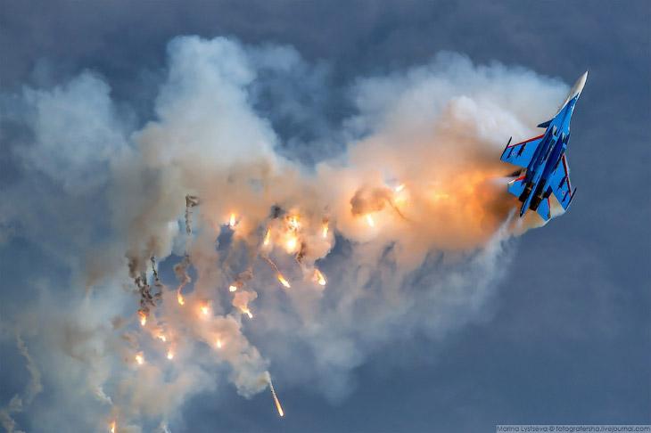 Международный форум «Армия-2017»: пилотажные группы (52 фото)