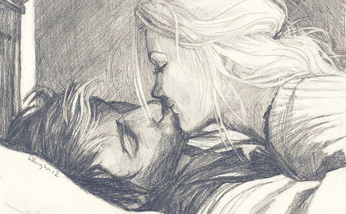 «Он покупал ей теплые носки, а утром приносил ей чашку чая» (1 фото)