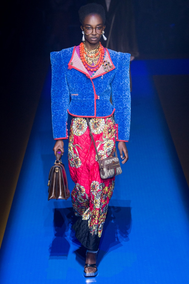 Gucci весна 2018