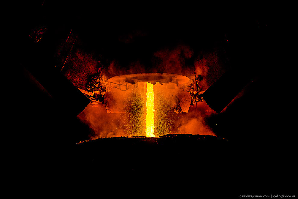 Легендарная Магнитка: Магнитогорский металлургический комбинат