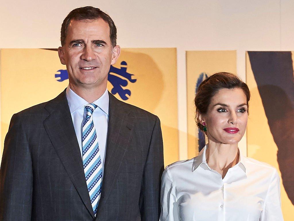Летисия Ортис, королева Испании   До брака с принцем Филиппом VI Летисия работа