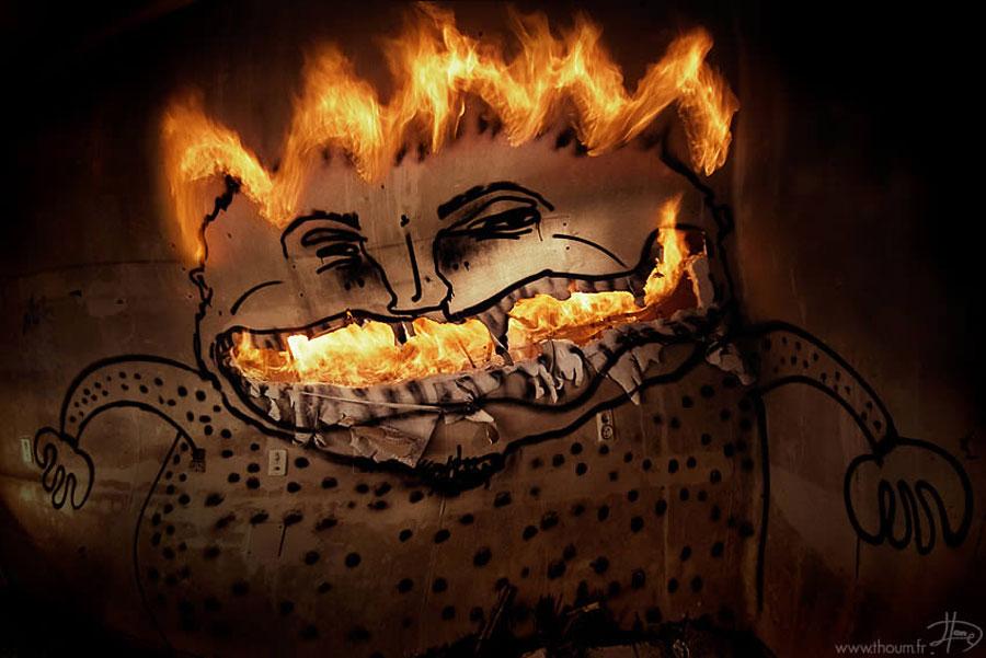 Первые свидетельства использования людьми огня относятся к стоянкам древнего человека в Восточной Аф