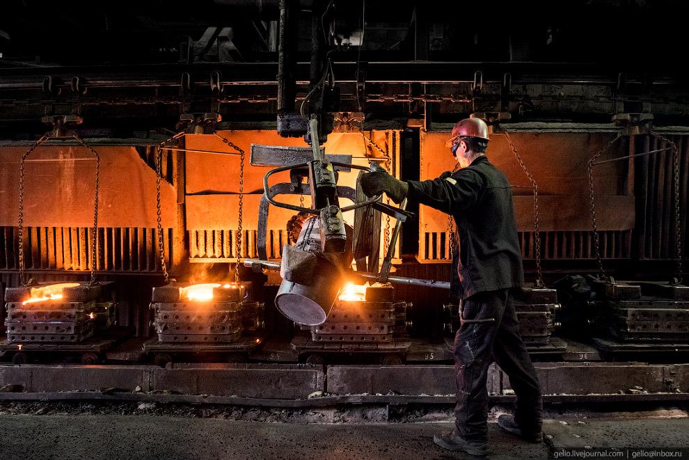 Тверской вагоностроительный завод — главный в России по вагонам
