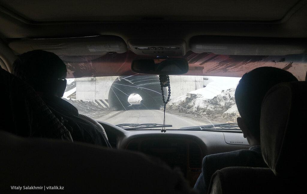 Такси до Худжанда