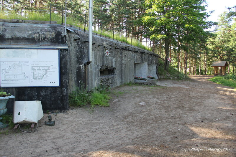 Музей «Сестрорецкий рубеж»