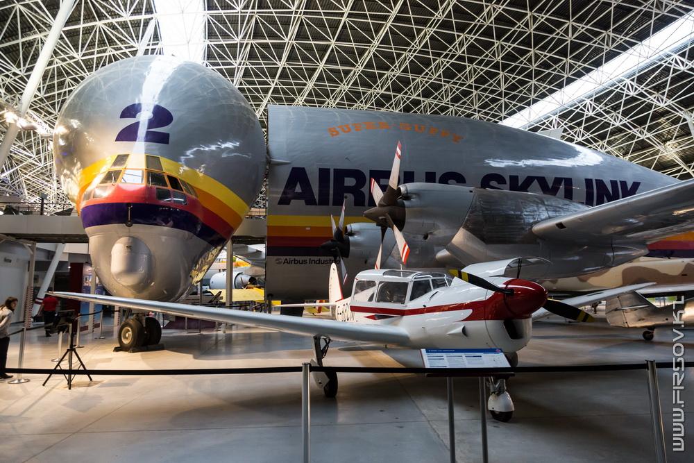 Aeroscopia — музей от Airbus