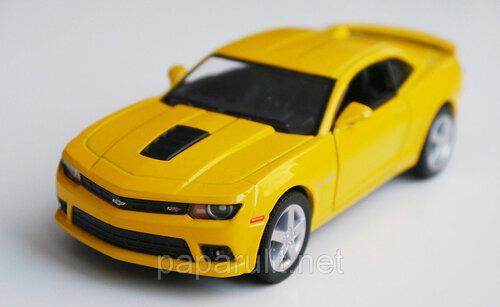 Машинка Kinsmart 2014 Chevrolet Camaro
