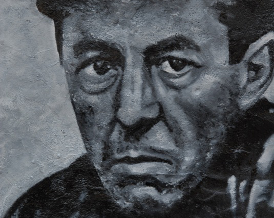 Солженицын графити
