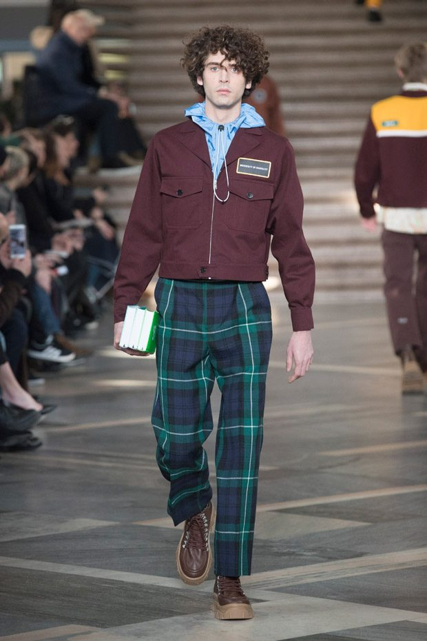 MFW: MSGM Fall Winter 2018.19 Collection