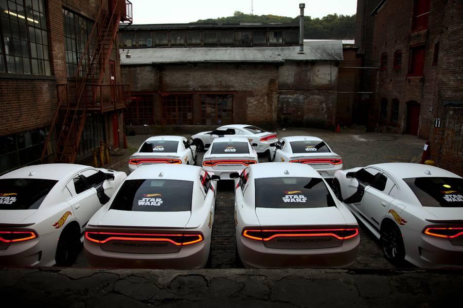 Uber Star Wars First Order Stormtrooper Vehicle