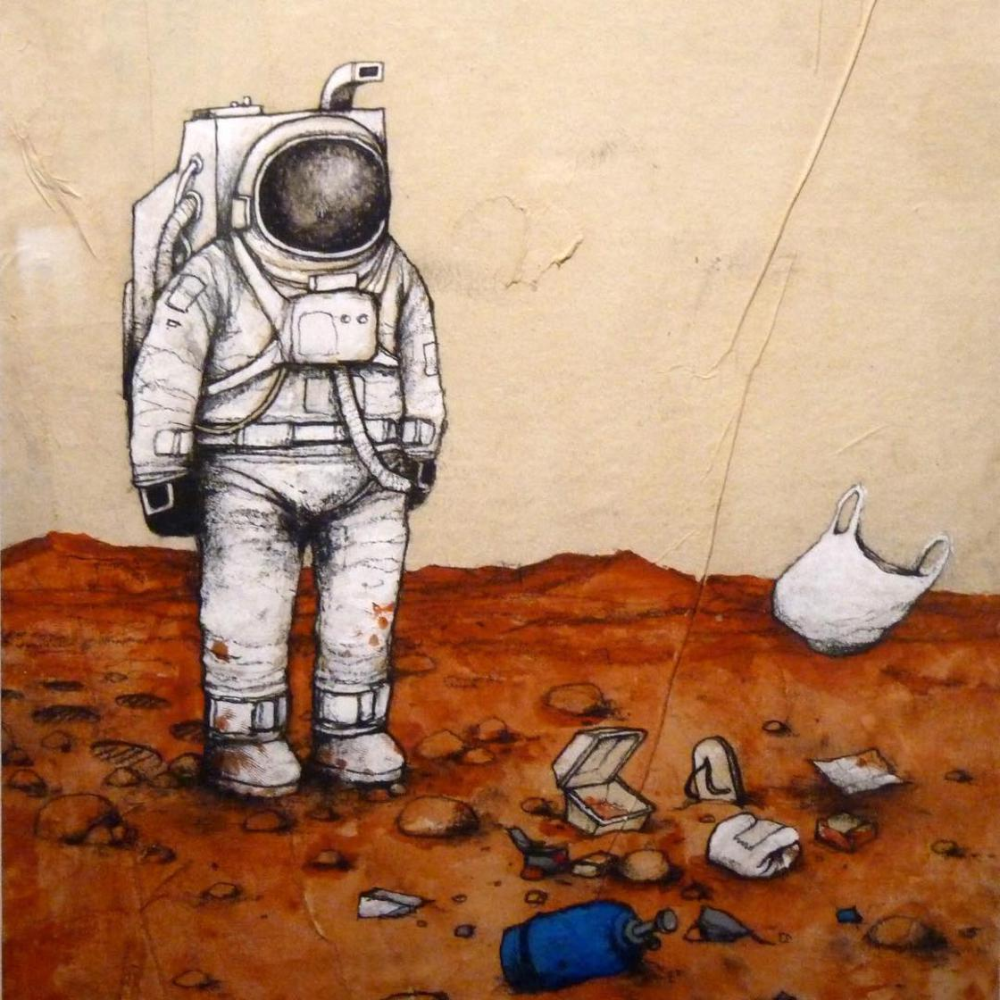 Sarcasm and Nostalgia – Dive into the tortured world of DRAN