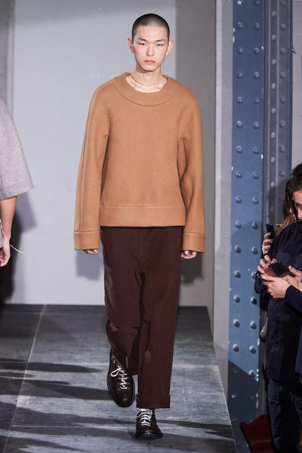 PFW: ACNE STUDIOS Fall Winter 2018.19 Menswear Collection