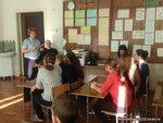 «Социальный десант» в школах Мамонтовского района